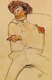 Egon Schiele: A Look at the Artist's Evolving Self-Image - Swann Galleries  News