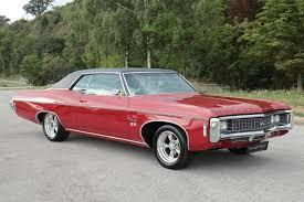 Bildergalerie Chevrolet Impala Coupe 1969