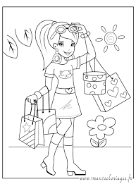 Dessin Colorier De Lego Friends Sur Ordinateur Jeux De Coloriage Lego Friends L