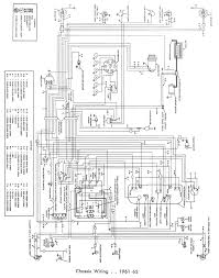falcon wiring diagrams 61 62 chassis wiring page 141 right half of page
