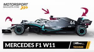 Die königsklasse des motorsports auf formel1.de formel1.de berichtet 365 tage im jahr rund um die uhr über die geschehnisse in der welt der formel 1. Formel 1 Autos 2020 Mercedes F1 W11 Technik Check Youtube