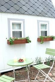 building window boxes box how to plant a plans for wooden flower home depot vintage reclaim