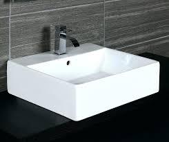 wall mount sinks for bathrooms bathroom sink faucet kohler vessel bracket