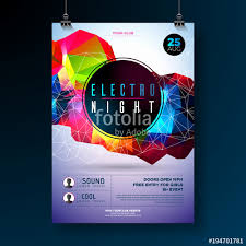 Poster Template Free Download Inspirational Simple Brochure Template