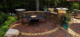 inspirational brick patio fire pit home design ideas and pictures brick patios with fire pit d79 pit