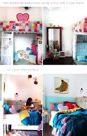 Small Bedroom Makeover Before And After Before And After Tiny Bedroom  Makeover For A Teen Girl . Small Bedroom Makeover Before And After ...