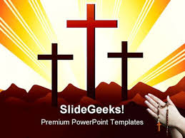 Holly Cross Religion Powerpoint Templates And Powerpoint - Clip Art ...