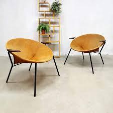 Danish Design Furniture Cheap Set Of 2 Vintage Danish Design Balloon Chairs By Hans Olsen For Lea