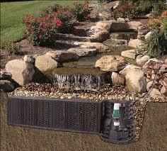 Garden Ponds Designs Extraordinary Idea To Take Rain Water From Catchment To Pond RevolutionHome R