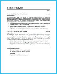 Critical Care Nurse Resume Awesome High Quality Critical Care Nurse Resume Samples Check More 13