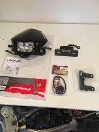 Blitzpro Led Lights Pit Bike Lights Kit