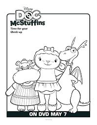 Doc Mcstuffin Coloring Pages Best Coloring Pages 2018