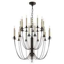 full size of the thomas obrien erika two tier chandelier by antler kinetic shimmering camino vintage