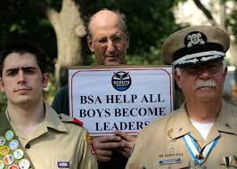 gays in the military essay essay on following orders in the army  boy scouts drop ban on gay leaders but more change is needed