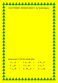 By leela barnaby 58923 views. Jolly Phonics Group 3 Worksheet
