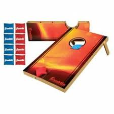 Wooden Bean Bag Toss Game use the eddie bauer bean bag toss game M's 100th Birthday Party 55