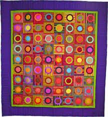 Image result for kaffe fassett circle quilt   circles   Pinterest ... & National Juried Show 2016 ~ Canadian Quilters' Association Adamdwight.com