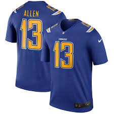 Chargers Colour Chargers Colour Jersey Rush