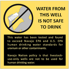 beyond flint michigan mainstreaming the navajo water crisis