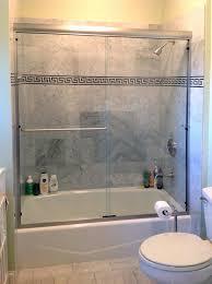 frameless shower door installation frameless sliding tub doors sliding bathtub doors barn door sliding shower doors
