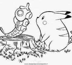 Disegni Da Colorare Pokemon E Da Stampare Frisuren Online