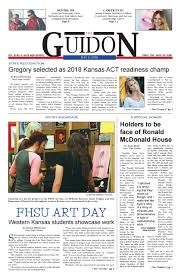 Hays Academy Of Hair Design Hays Ks Hours May2018guidon By The Guidon Issuu