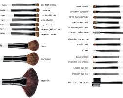 studio 24 piece natural hair makeup brush set karity
