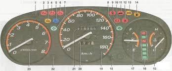 Щиток приборов бортжурнал honda cr v года на drive 1 контрольная лампа включения аварийной сигнализации установлена на часть автомобилей При включении аварийной сигнализации лампа мигает в такт с
