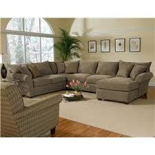 alan white furniture.  White Alan White 10400 Upholstered Sectional On Furniture BigFurnitureWebsite