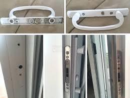 sliding door locks and handles user submitted photos of patio door hardware sliding glass door mortise lock handle set