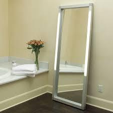 Three Way Vanity Mirror Mirror Bathroom Led Wall Mirror Bathroom Mirror With Led Light
