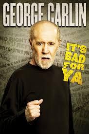 George Carlin Its Bad For Ya 2008 Imdb