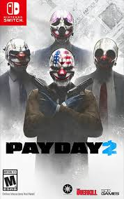 Payday 2 For Nintendo Switch Sales Wiki Release Dates
