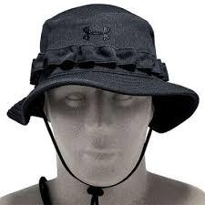 under armour hats. under armour hats: men\u0027s black tactical heatgear bucket hat 1219730 001 hats w