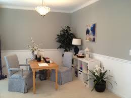 Tricorn Black Sherwin Williams Formal Dining Room Turned Into A Home Office Wall Color Is