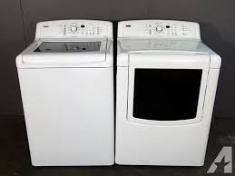 kenmore elite washer and dryer white. kenmore elite oasis top load washer and gas dryer white