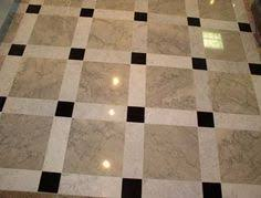 Natural stone floor: Marble and limestone are widely preferred for floor  designs. Description from