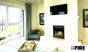 gas fireplace glass doors closed open or and screens removing post fascinating