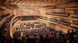 Performance Hall Design Diamond Schmitt And Twbta Reveal New Geffen Hall Revamp