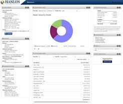 Hanlon Advisory Software Unified Managed Account Programs Hanlon
