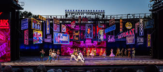 Led Upgrade Of The Century At The Muny With 700 Chauvet