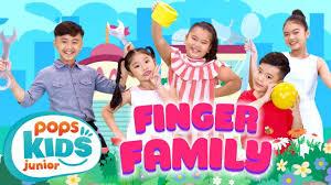 Finger Family - Mầm Chồi Lá Dance Tập 7 - Nhạc Thiếu Nhi Tiếng Anh |  English Kids Songs - YouTube
