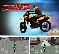 stunt bike 3d for android apk game free download data file