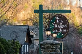 the inn at ragged gardens and best cellar restaurant are well known venues in blowing rock