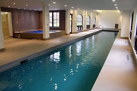residential indoor lap pool. Indoor Lap Pool And Spa With Cover Residential Design By Omega Structures, Structures