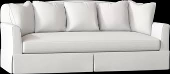 most comfortable slipcovered sofas