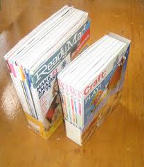 Magazine Holder From Cereal Box Cereal Box Magazine Holder 82