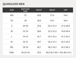 17 Thorough Quiksilver Size Chart Women