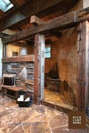 log cabin bathroom rustic cabin bathroom ideas cabin bathroom rugs fresh love huge rustic cabin shower