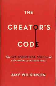 The Creators Code The Six Essential Skills Of Extraordinary
